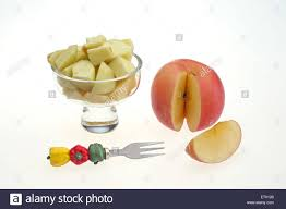 decorative fruit bowl apple latin malus pumila pieces in a fruit bowl with decorative