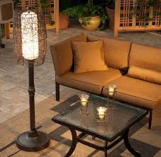 Patio Table Lamps 15 Inspirations Of Outdoor Floor Lamps