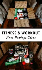 healthy care package ideas for fitness u0026 workout fanatics