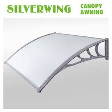 Awning Parts China Diy Plastic Roof Door Canopy With Winter Awning Parts Yy B