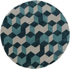 Round Plush Rugs Rugs Round Contemporary Roselawnlutheran