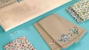 kitchen tea gift ideas video applique tea towels martha stewart