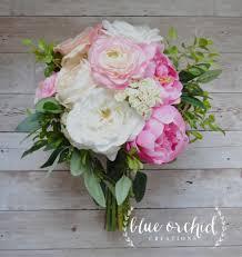 Silk Bridal Bouquet Silk Wedding Bouquet Weddbook