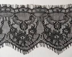 wide lace ribbon wide lace trim etsy