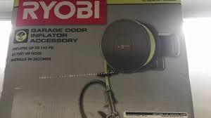 Garage Door Openers Review by Ryobi Ultra Quiet Garage Door Opener Installed With Air Compressor