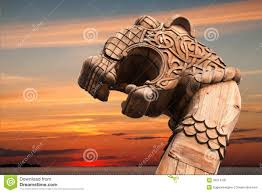 viking ship dragon head stock photos images u0026 pictures 63 images
