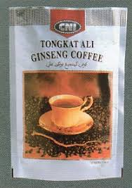 Kopi Tongkat Ali Ginseng Coffee cni malaysia and singapore change your and future
