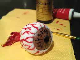gory halloween cakes the great scaryish bake off part 3 u201chave you got your eye on the