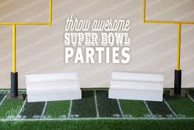 football party decorations bowl party decorations hello my sweet