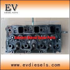 head cylinder td42t td23 td25 cylinder head excavator engine