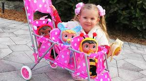 Baby Dolls Diana