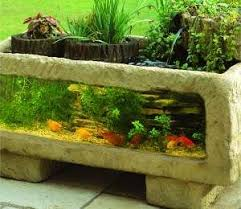 outdoor patio aquarium waterscapes pinterest british summer