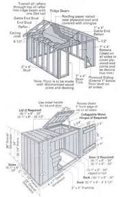 Free Wooden Storage Shed Plans by Learn How To Build A Shed With These Plans Garden Workshops