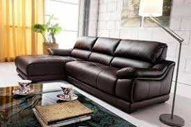 Small Couch With Chaise Lounge Small Leather Sofa With Chaise Foter