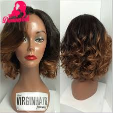 pictures of black ombre body wave curls bob hairstyles 1b 30 ombre full lace wigs bob human hair for black women virgin