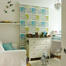 use childen u0027s room wallpaper to add oodles of character ideal home