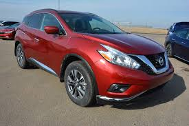 nissan murano red 2016 new murano for sale in sherwood park ab sherwood nissan