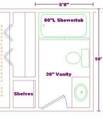 Normal Bathtub Size Small Bathroom Plan Design Home Design Ideas