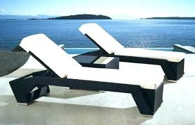 Patio Lounge Chairs Walmart What Type Of Patio Furniture Is Best For Your Deck Cottage