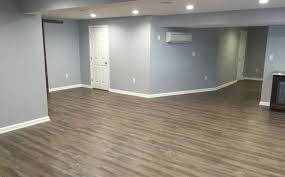 large basement remodel willoughby construction