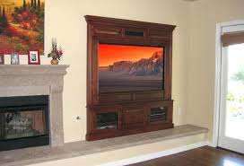 Built In Electric Fireplace Built In Fireplace Entertainment Center Electric Fireplace