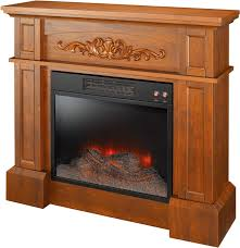 Essential Home Belleview Electric Fireplace