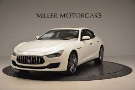 custom maserati ghibli 2018 maserati ghibli sq4 stock m1943 for sale near westport ct