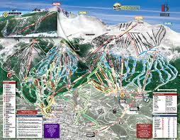 Map Of Colorado Ski Resorts Breckenridge Ski Resort Skigenie
