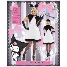 cinemacollection rakuten global market kuromi halloween cosplay