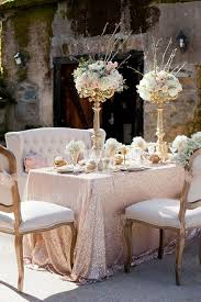 pale pink table cover table linen baby shower pinterest tall flower arrangements