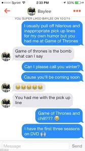 Opulent Used In A Sentence The Very Cheesy Pick Up Lines Used On Tinder Daily Mail Online