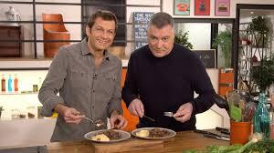 tf1 recettes cuisine laurent mariotte petits plats en equilibre laurent mariotte et jean bigard