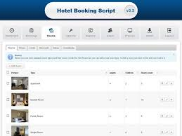 Count Pages In Php Scripts Geekycorner Hotel Booking System Booking Scripts Php Scripts