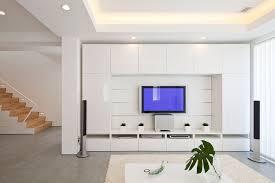 modern built in tv cabinet cabinet modern built in cabinets