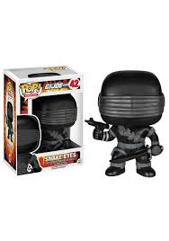 pop g i joe snake eyes vinyl figure