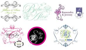 Free Wedding Samples How To Create A Fantastic Wedding Logo Design