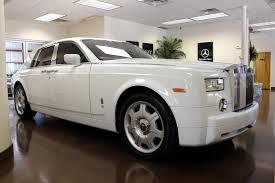 rolls royce phantom rear used 2007 rolls royce phantom stock p2926 ultra luxury car from