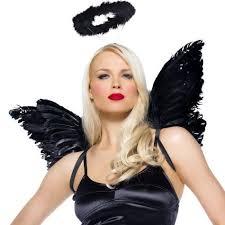 Fallen Angel Halloween Costumes 25 Black Angel Costume Ideas Devil Halloween