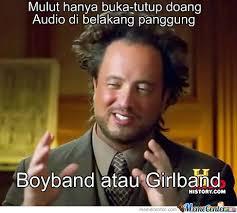 Boy Band Meme - boyband by uzumakisusanto meme center