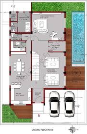 4bhk house house plans for 4bhk luxurious house houzone