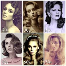 hairstyles for women in late 30 s best 25 vintage waves hair ideas on pinterest vintage waves