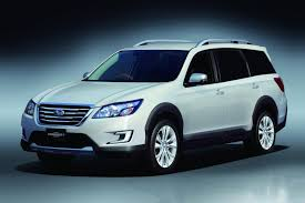 Is The Subaru Crossover 7 Concept The Replacement For The Subaru