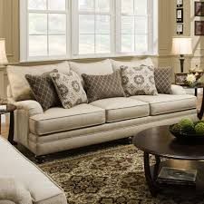 American Living Room Furniture Corinthian Milan Sofa Great American Home Store Sofas