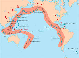 Equator Map South America by Where Do Earthquakes Happen What Is The Ring Of Fire Science