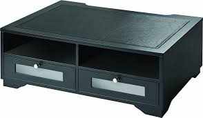 Printer Stand Cabinet Amazon Com Victor Midnight Black Collection 1130 5 Wood Printer