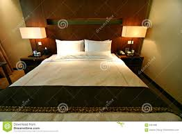 hotel luxury bedroom double bed royalty free stock images image