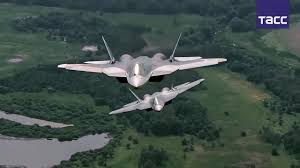Putin S Plane by Vladimir Putin Reveals Sukhoi 57 Fighter For Russia U0027s Air Force