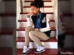 Light Skin Ebony Teen Hottest Light Skin Girls Youtube