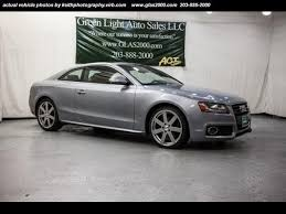 audi a5 awd 2009 audi a5 awd quattro 2dr coupe 6m in seymour ct green light