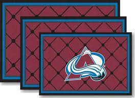Nhl Area Rugs Colorado Avalanche Nhl Area Rugs Colorado Avalanche Nhl And Hockey
